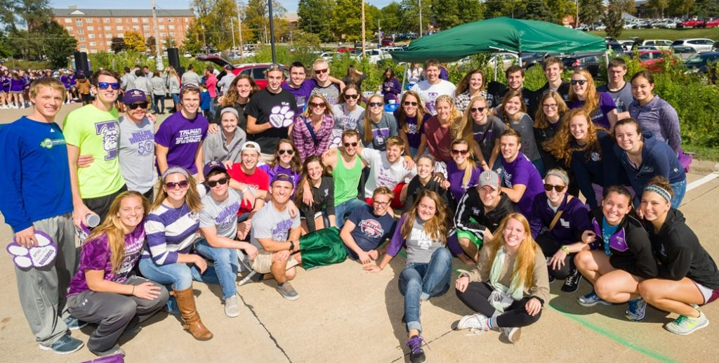 2015 Homecoming Tailgate