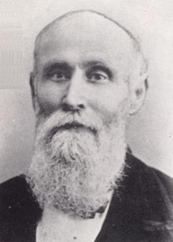 University Founder Joseph Baldwin