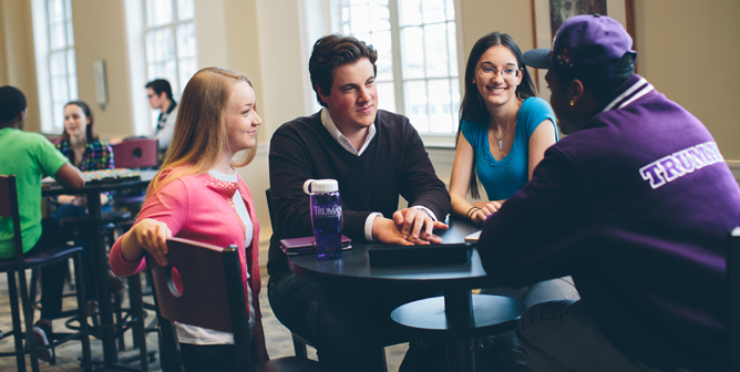 Truman State University Spring 2013 Library Shoot w/ Statmats