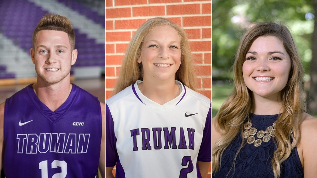 Three Bulldogs Named GLVC Scholar-Athletes of the Year